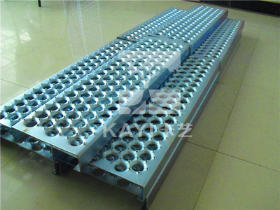 O type Perforated Grating